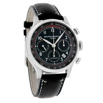 Baume & Mercier Capeland Mens Swiss Automatic Chronograph...