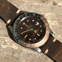 勞力士 (Rolex) Tropical GMT 1675, Gilt Dial, Exclamation, PCG,...
