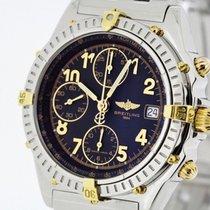 Breitling Chronomat Automatic Chronograph Steel Gold B13050.1