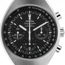 Omega Speedmaster Mark II Stahl Automatik Co-Axial Chronograph...