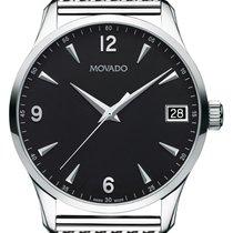 Movado Circa Black Dial | Men's 0606802