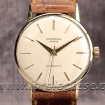 Universal Genève Classic Vintage Solid Gold Super-microrotor-...