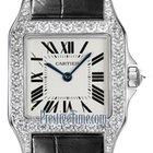 Cartier Santos Demoiselle - Small Ladies Watch