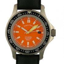 Jacques Etoile Atlantis Diver PVD Black Automatik Limitiert 43mm