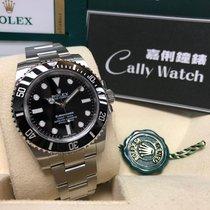 勞力士 (Rolex) Cally - 114060 Black Submariner No Date Ceramic...