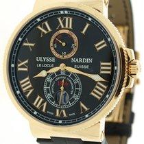 Ulysse Nardin Maxi Marine Chronometer 18K Rose Gold Watch...