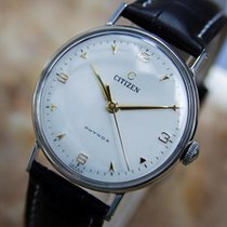 Citizen Phynox 1950s Manual Stainless Steel Japanese Made Mens...