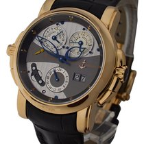 Ulysse Nardin Sonata Cathedral Dual Time