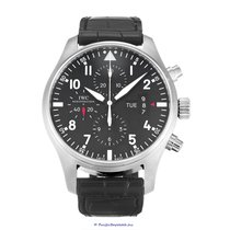 IWC Pilot Chronograph Gent's IW377701 Pre-Owned