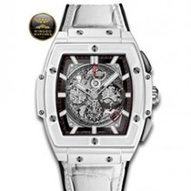 Hublot - SPIRIT OF BIG BANG WHITE CERAMIC