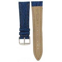 Baume & Mercier Hirsch Chrono Shark Blue Leather 22mm