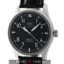 IWC Pilot Mark XVI Black Dial Automatic 39mm Ref. IW3255-01