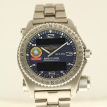 Breitling Emergency Orbiter 3 Limited Edition complete with...