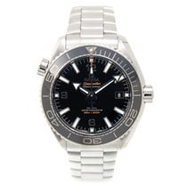 Omega Seamaster Stainless Steel Black Automatic 215.30.44.21.0...