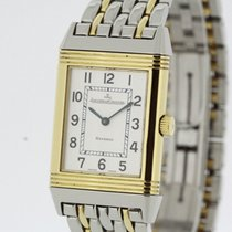 Jaeger-LeCoultre Reverso Classic Steel & Gold Watch Ref....