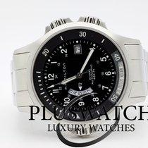 Hamilton Khaki Navy GMT Automatico H77615 CVP