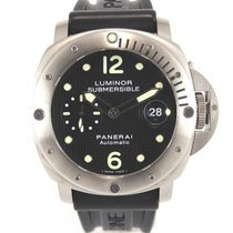 Panerai Submersible PAM00025 Full set with 2016 service