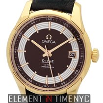 Omega De Ville Hour Vision 18k Rose Gold 41mm Ref. 431.63.41.2...