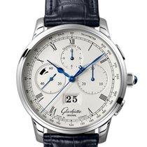 Glashütte Original Senator Chronograph Panorama Date - Blue...