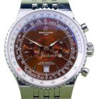 Breitling Navitimer Montbrilliant A23340 Men's 47mm Copper...
