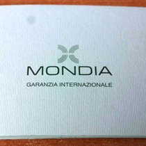 Mondia vintage booklet  warranty  papers newoldstock