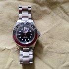 Steinhart Ocean 44 GMT Red/Black