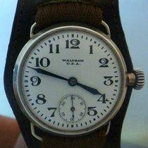 Waltham vintage pilot WWI mechanichal watch