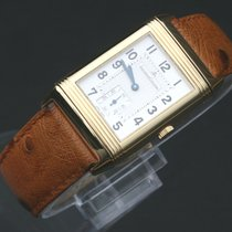 Jaeger-LeCoultre REVERSO Grande Taille 18 Karat Gold Top Zustand