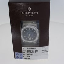 Patek Philippe Nautilus Whitegold  5713g Double Sealed