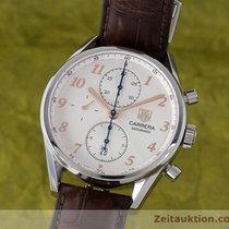 TAG Heuer Carrera Heritage Chronograph Automatik Herrenuhr