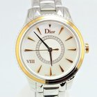 Dior VIII Montaigne Two-Tone CD1521l0M001 Mother of Pearl Dial...