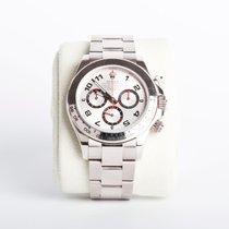 Rolex Daytona 116509 full white gold racing dial