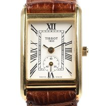 Tissot T Gold New Helvetia Lady Small Second