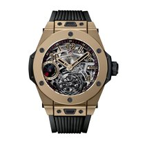 Hublot Big Bang Power Reserve 45mm Automatic Black Structured...