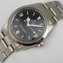 Rolex Explorer I - 1016 - aus 1987