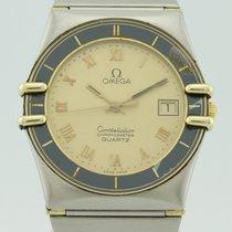 Omega Constellation Quartz Chronometer Steel 1422