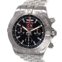 ブライトリング (Breitling) Chronomat Blackbird Limited Edition Steel 44M