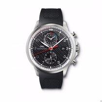 IWC Portuguese Yacht Club Chronograph IW390212 Black Carbon...
