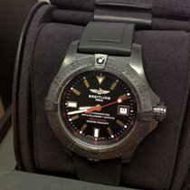 Breitling Avenger Seawolf Code Red M17330 - Serviced By Breitling