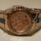 Michael Kors MK Dylan Glitz Chronograph Ladies Watch MK...