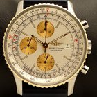 Breitling Old Navitimer Chronograph Steel/Gold, made 1994,...