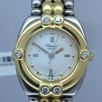 Chopard GSTAAD Diamonds Stahl Gold 8112