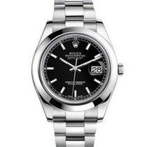 Rolex [100% NEW] Ladies Datejust 178240 Automatic Black Dial