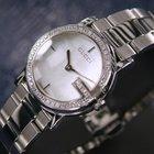 Gucci Fantastic Stainless Steel Diamond Dress Watch 101l 538