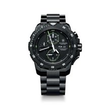 Victorinox Swiss Army Alpnach Mechanical chronograph, green...