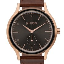 Nixon A995-2362 Sala Leather Damen 38mm 5ATM