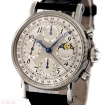 Chronoswiss Lunar Chronograph Ref-CH7523 Stainless Steel Bj-2006