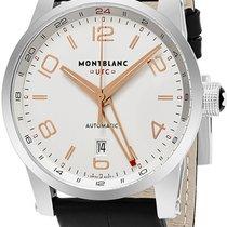 Montblanc Timewalker Voyager UTC 109136