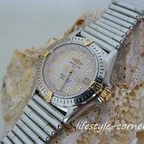 Breitling Callistino Damenuhr mit Breitling Rouleauxband