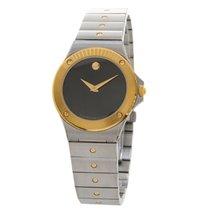 Movado 84-E4-1834 Rondiro Stainless Steel Ladies Watch